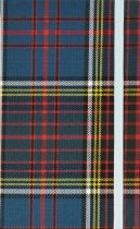 Tartan Cloth Notebook Large: Anderson