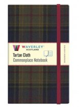 Tartan Cloth Notebook Large: Kinloch Anderson