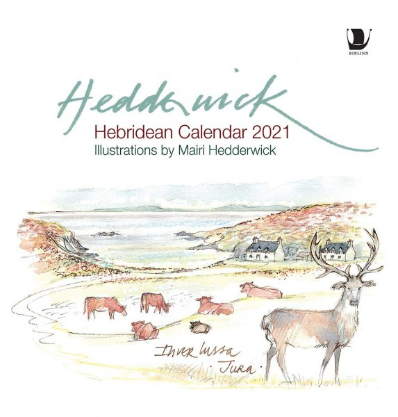 2021 Calendar Hebridean (RRP 9.99v)(May)