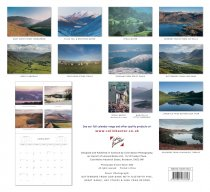 2021 Calendar Lake District (Mar)