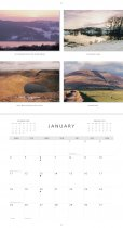 2021 Calendar Lake District