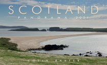 2021 Calendar Scotland Panorama (Mar)
