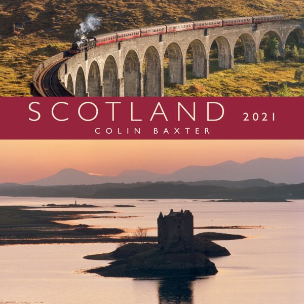 2021 Calendar Scotland Square (Mar)