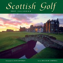 2021 Calendar Scottish Golf (Mar)