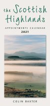 2021 Calendar Scottish Highlands Appointments(Mar)