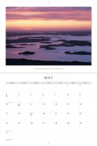 2021 Calendar Scottish Islands