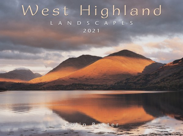 2021 Calendar West Highland Landscapes (Mar)