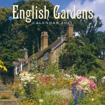 2021 Calendar English Gardens (2 for £6v) (Mar)