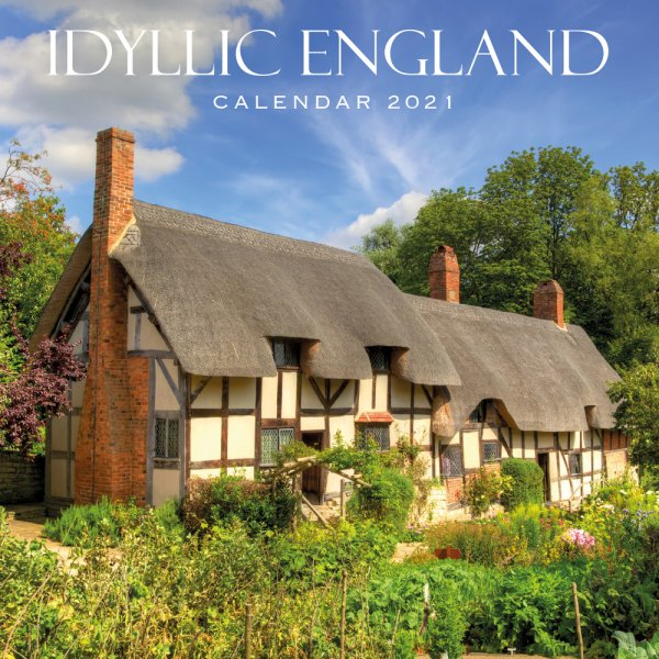 2021 Calendar Idyllic England (2 for £6v) (Mar)
