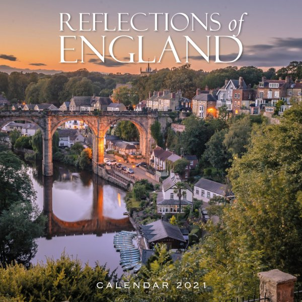 2021 Calendar Reflections of England (2 for £6v) (Mar)