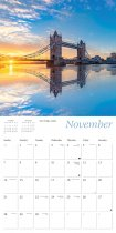 2021 Calendar Reflections of England (2 for £6v)