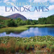 2021 Calendar Northern Ireland Landscapes (2 for £6v) (Mar)