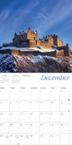 2021 Calendar Edinburgh (2 for £6v)
