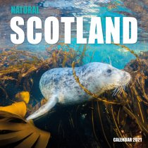 2021 Calendar Natural Scotland (2 for £6v) (Mar)