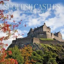 2021 Calendar Scottish Castles (2 for £6v)