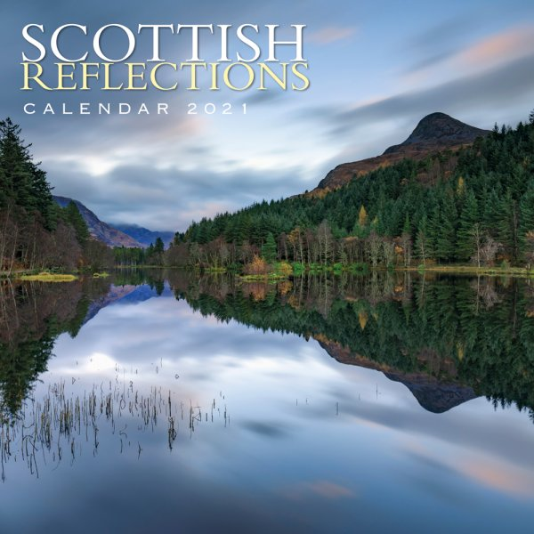 2021 Calendar Scottish Reflections (2 for £6v) (Mar)