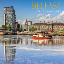 2021 Calendar Belfast (2 for £6v) (Mar)