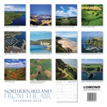 2019 Calendar Northern Ireland from the Air (Mar