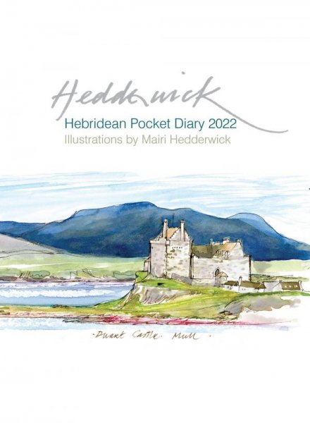 Hebridean Pocket Diary 2022 (May)