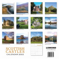 CL LO 2022 Scottish Castles (2 for £6v)