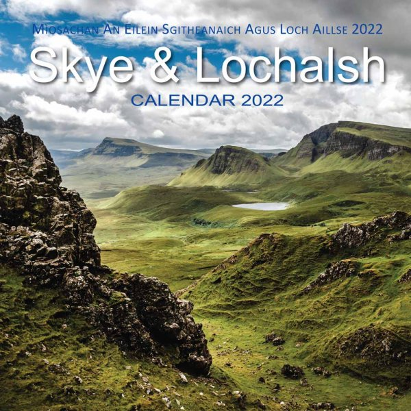 CL LO 2022 Skye & Lochalsh (2 for £6v)